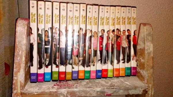 Imagen producto Serie en DVD a estrenar 1