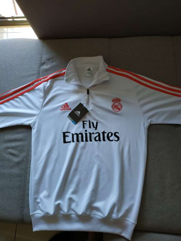 Imagen producto Chandal real madrid talla S a XL 3
