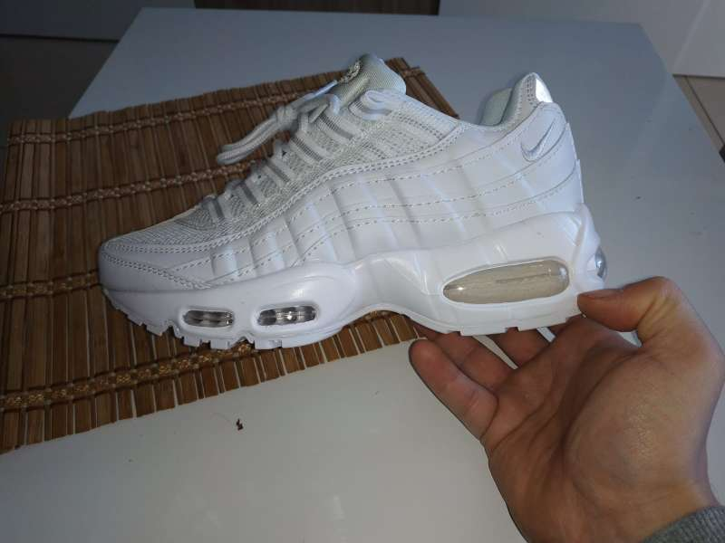 Imagen producto Nike Air Max 95 blancas 4
