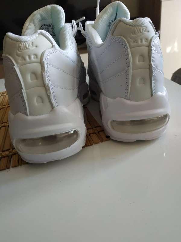 Imagen producto Nike Air Max 95 blancas 7
