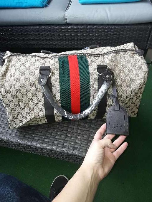 Imagen producto Bolsos Phillip Plein y Gucci 4