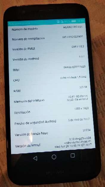 Imagen producto Vendo móvil Huawei 2