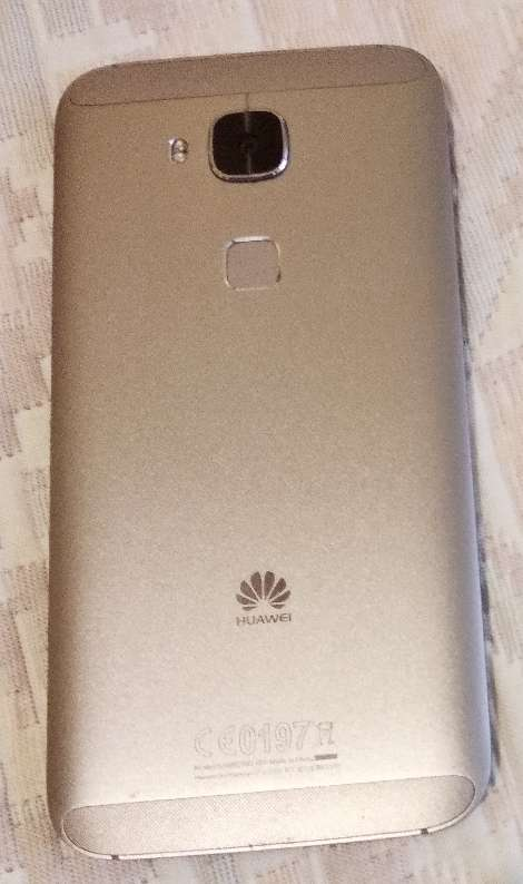 Imagen producto Vendo móvil Huawei 4