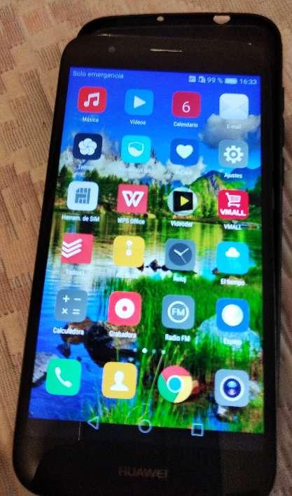 Imagen producto Vendo móvil Huawei 5