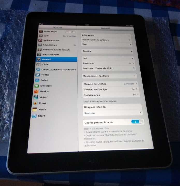 Imagen producto Vendo una tablet Iphone 5