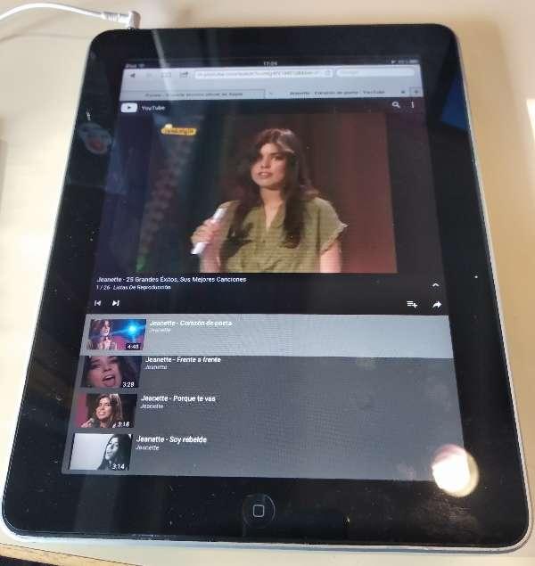 Imagen producto Vendo una tablet Iphone 3