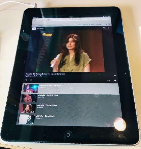 Imagen producto Vendo una tablet Iphone 9