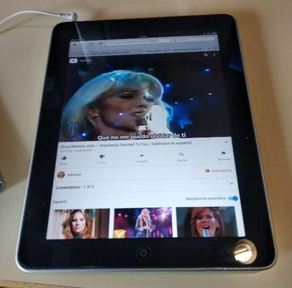 Imagen producto Vendo una tablet Iphone 6