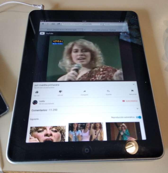 Imagen producto Vendo una tablet Iphone 10