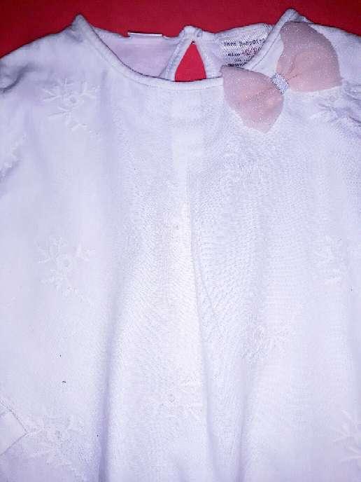 Imagen producto Blusa Zara, 2 años. Lazo.  3