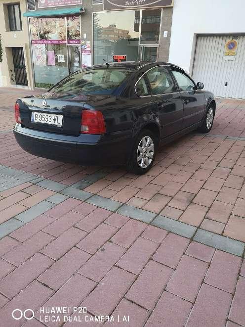 Imagen producto Volkswagen Passat 1.9 tdi 115cv  8