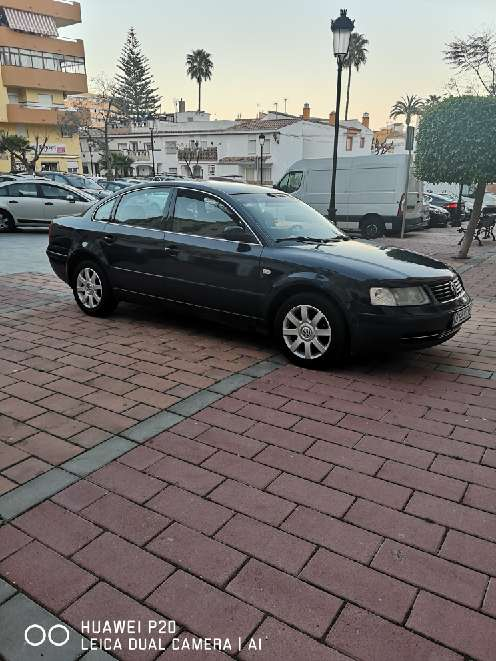 Imagen Volkswagen Passat 1.9 tdi 115cv