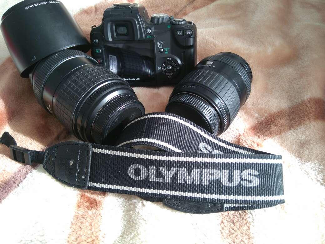 Imagen cámara digital Olympus e-500