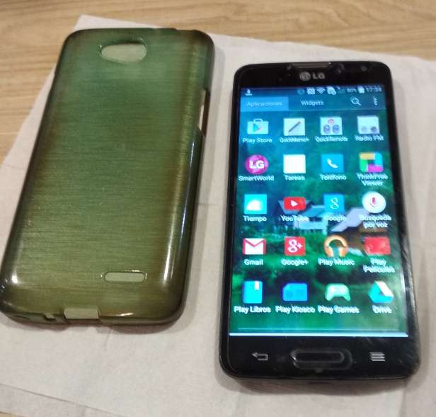 Imagen producto Vendo móvil LG 4