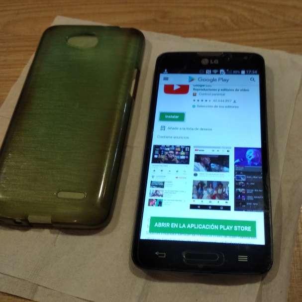 Imagen producto Vendo móvil LG 3