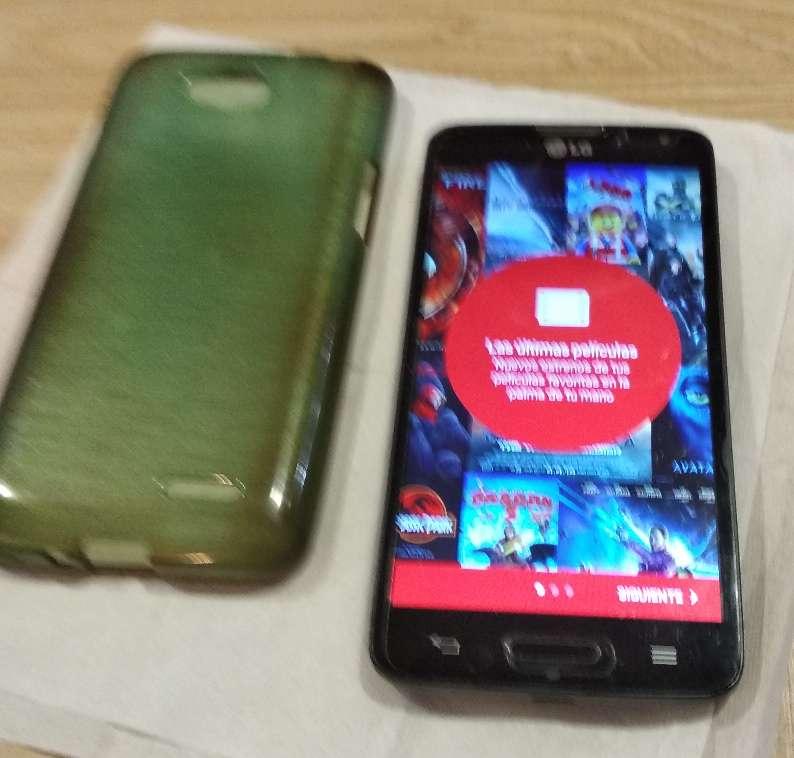 Imagen producto Vendo móvil LG 5