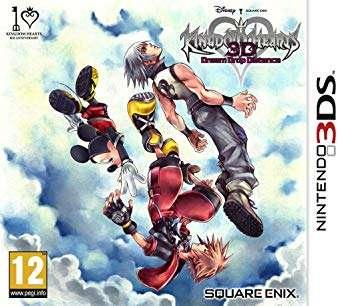 Imagen producto Vendo kingdom heart Nintendo 3ds  1