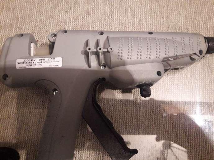 Imagen producto Pistola silicona caliente simes  2