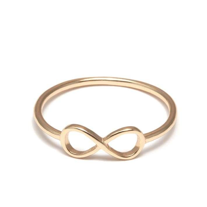 Imagen vendo anillo de infinito