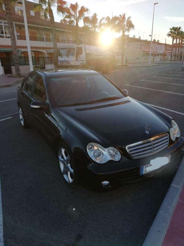 Imagen Mercedes benz c 180 kompresor