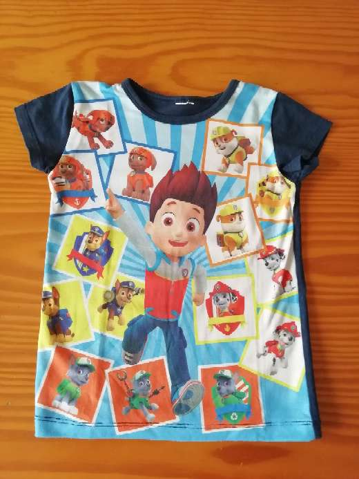 Imagen producto Camiseta Patrulla canina 1