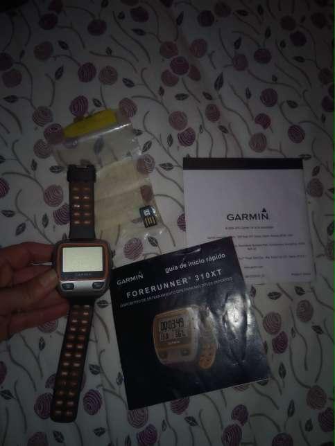 Imagen Reloj Garmin Forerunner 310XT