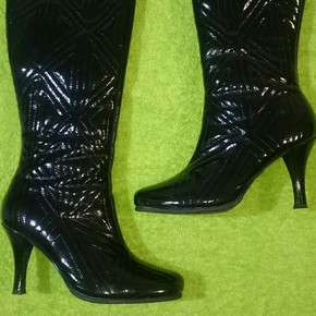 Imagen producto Elegantes botas negras 3