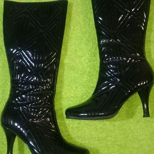 Imagen Elegantes botas negras