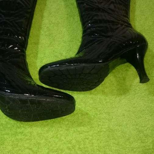 Imagen producto Elegantes botas negras 4