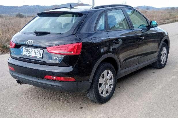 Imagen producto Audi Q3 2.0 tdi 5