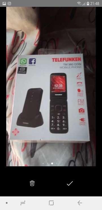 Imagen Vebdo un telefunke