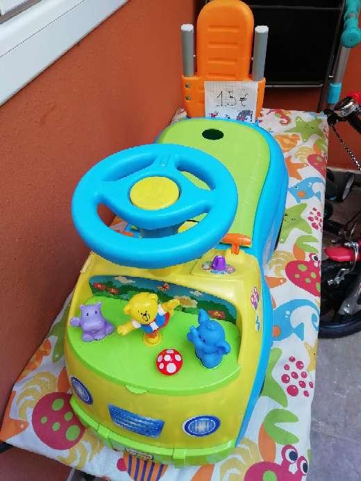 Imagen producto Correpasillos bebé  1