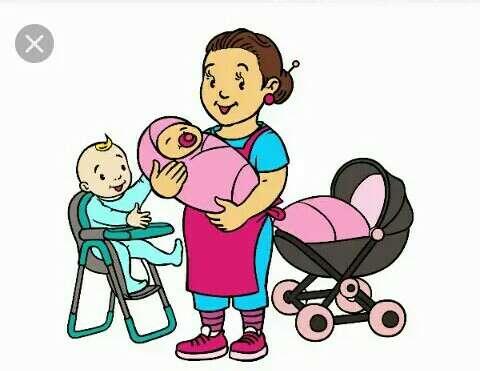 Imagen Cuidadora de niños