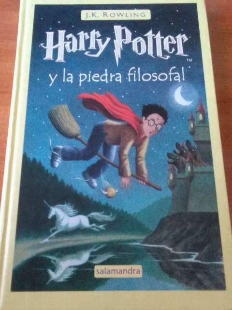 Imagen Harry Potter y la piedra filosofal