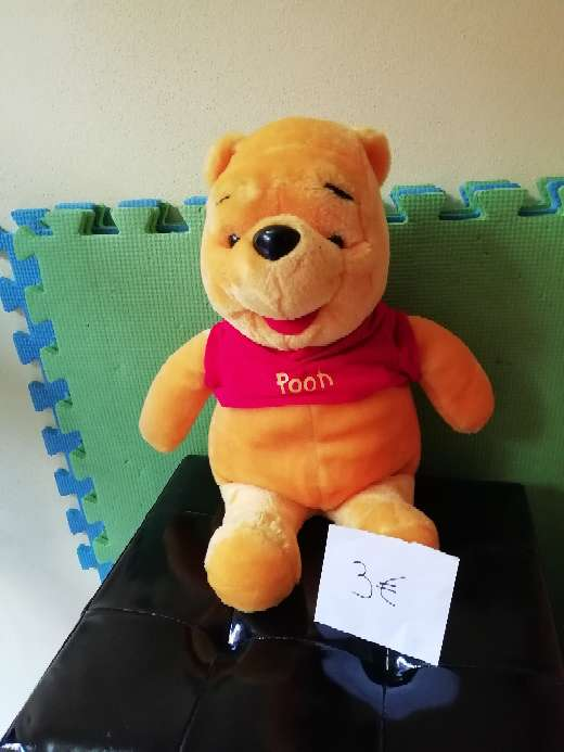 Imagen producto Peluche osito Winnie-the-Pooh  1