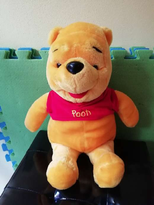 Imagen producto Peluche osito Winnie-the-Pooh  2