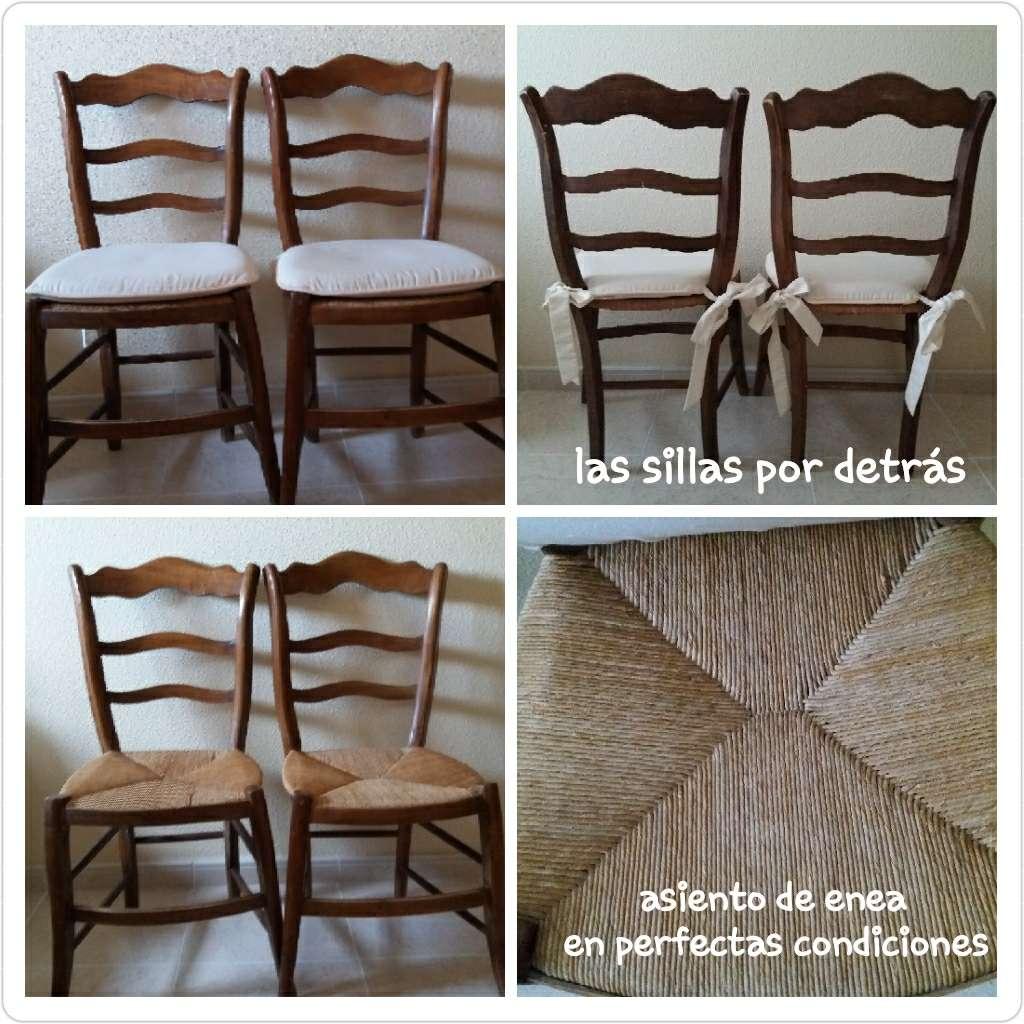 Imagen producto 2 sillas antiguas muy bien conservadas 2