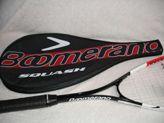 Imagen producto Raqueta de Squash BOOMERANG 5