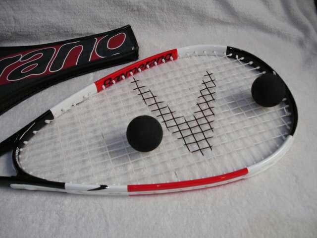 Imagen producto Raqueta de Squash BOOMERANG 4