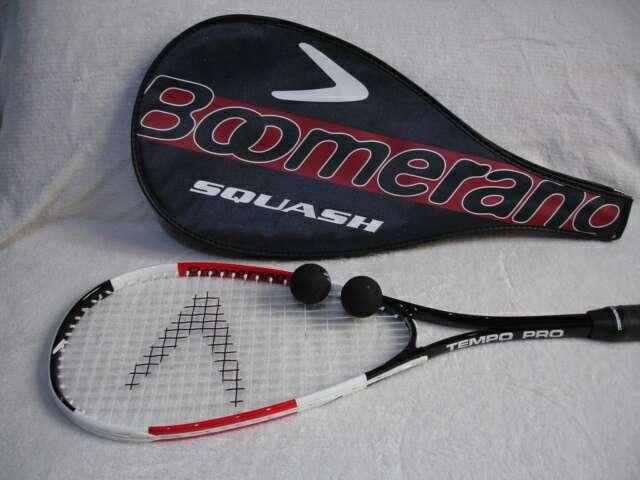 Imagen producto Raqueta de Squash BOOMERANG 10