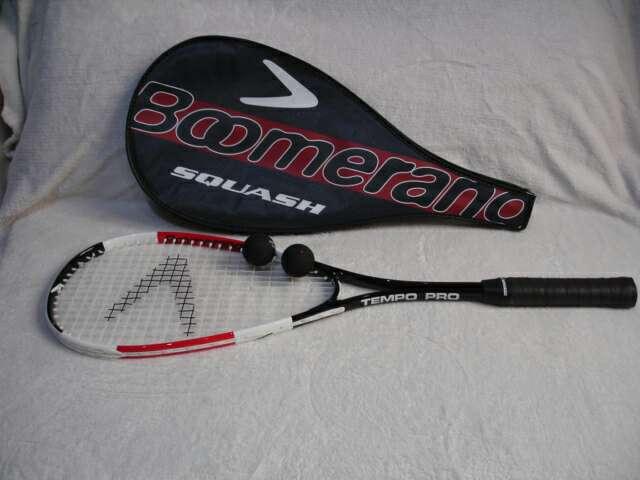 Imagen producto Raqueta de Squash BOOMERANG 7