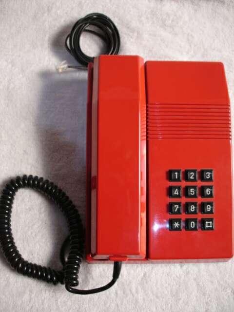Imagen producto Teléfono vintage TEIDE ROJO 2