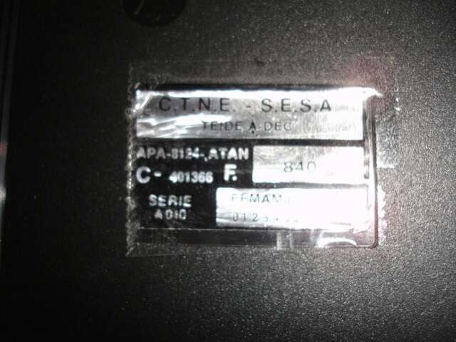 Imagen producto Teléfono vintage TEIDE ROJO 6