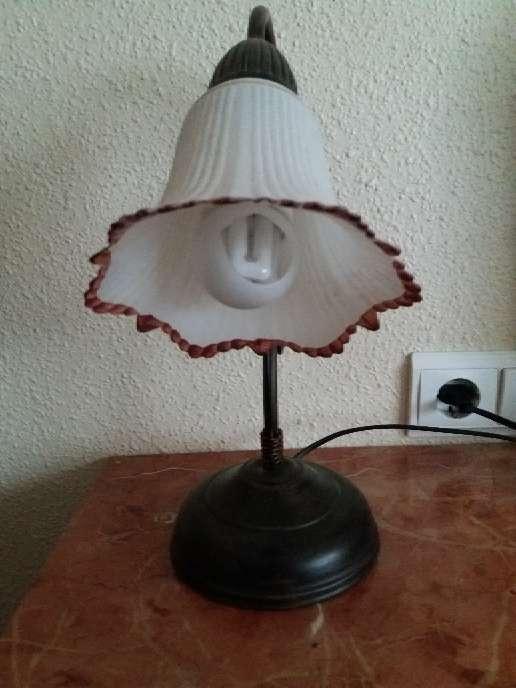 Imagen producto Lámpara techo + lámpara mesilla 4