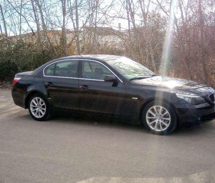 Imagen despiece BMW 520 E60 ano 2007