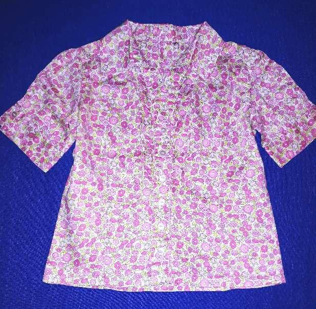 Imagen producto Blusa sedosa, 4 años  1