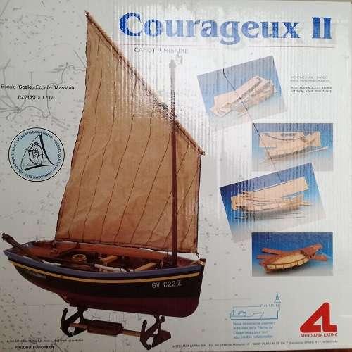 Imagen Lote 4 maquetas barcos (Artesanía Latina y Constructo)