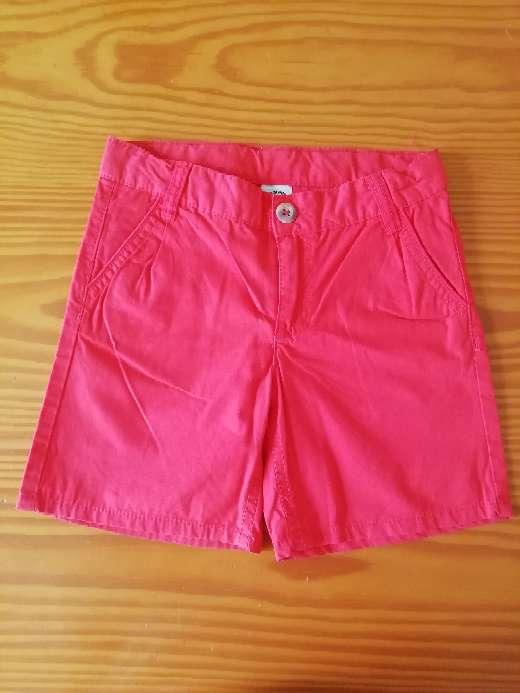 Imagen Lote 2 pantalones cortos niño