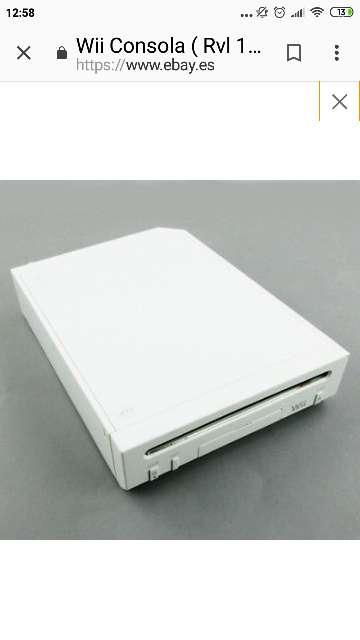 Imagen producto Wii con juegos 2
