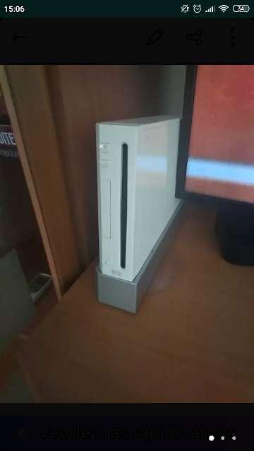 Imagen producto Wii con juegos 3